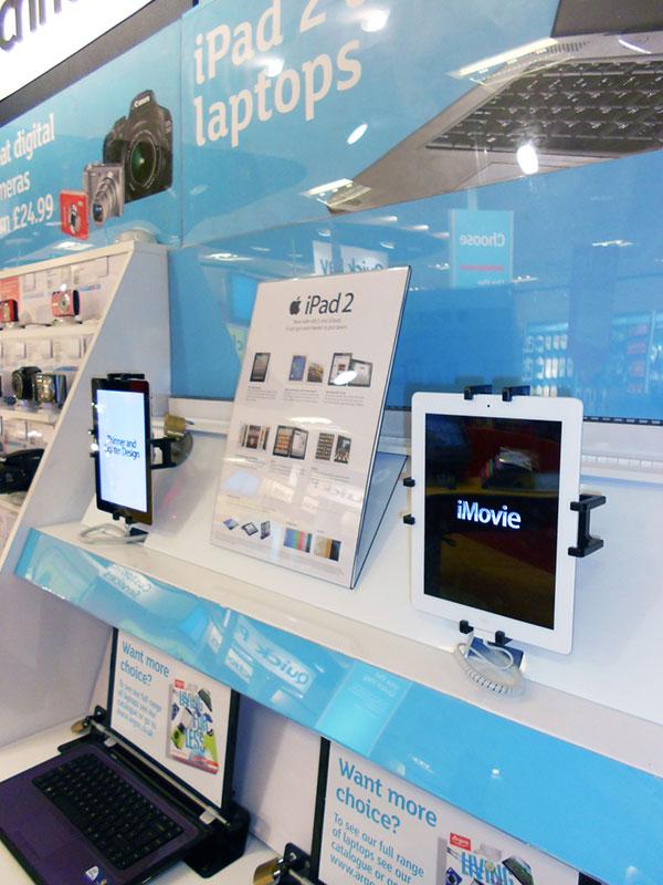 Argos Ipad Security Display