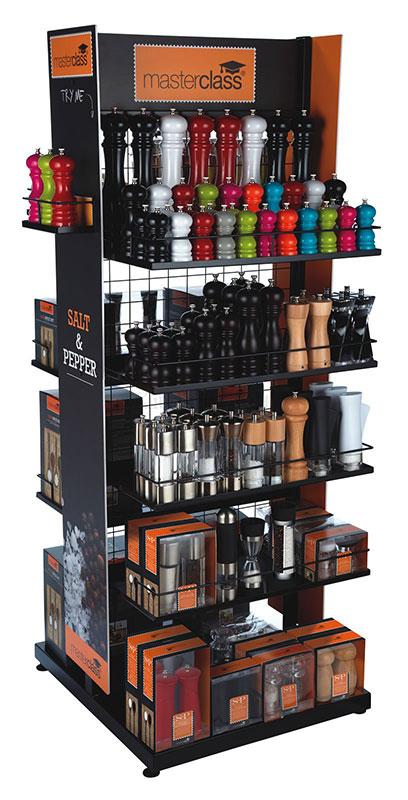 Kitchen Craft Masterclass Display