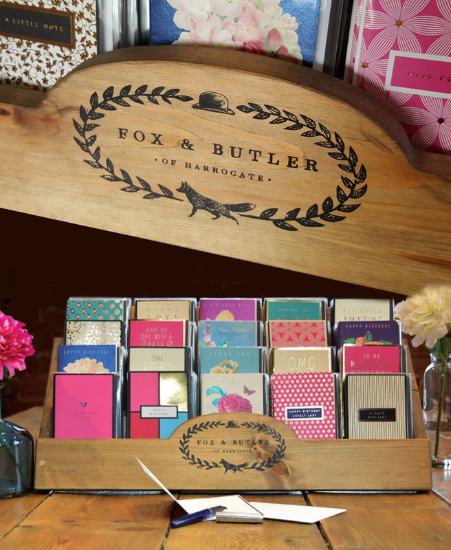 Pigment Productions Fox and Butler Counter Unit
